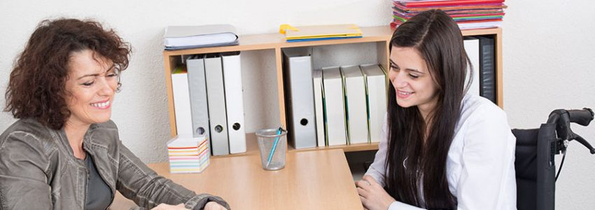 Von der Schule oder der Werkstatt für behinderte Menschen (WfbM) in den Beruf – begleitet vom Integrationsfachdienst